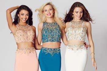 Tiffanys Illusion Prom