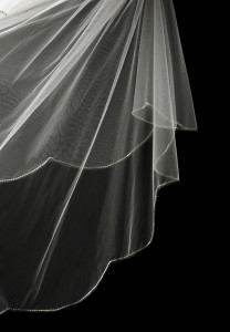 Warren York veil
