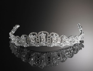 Warren York tiara 4736