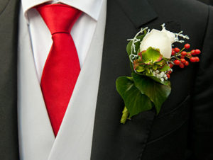 Formal menswear hire
