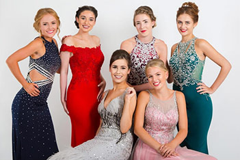 Featured prom frocks group