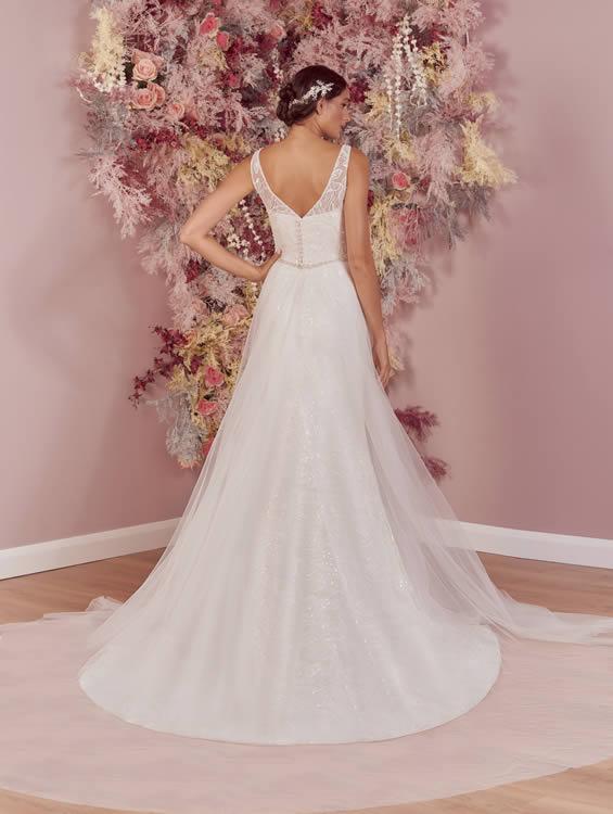 Phoenix Gowns PH0076 Back