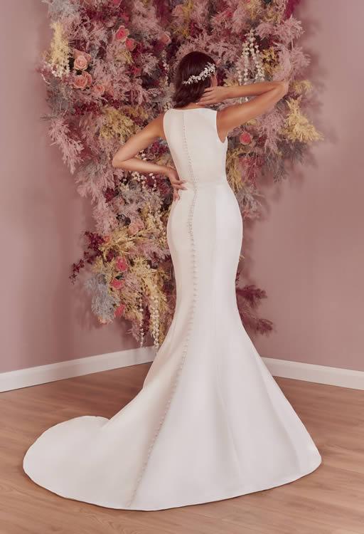 Phoenix Gowns PH0079 Back