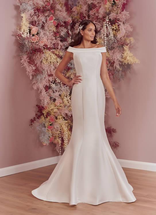 Phoenix Gowns PH0080 Front