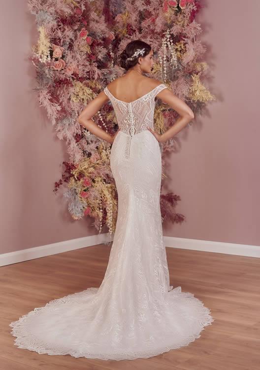Phoenix Gowns PH0083 Back