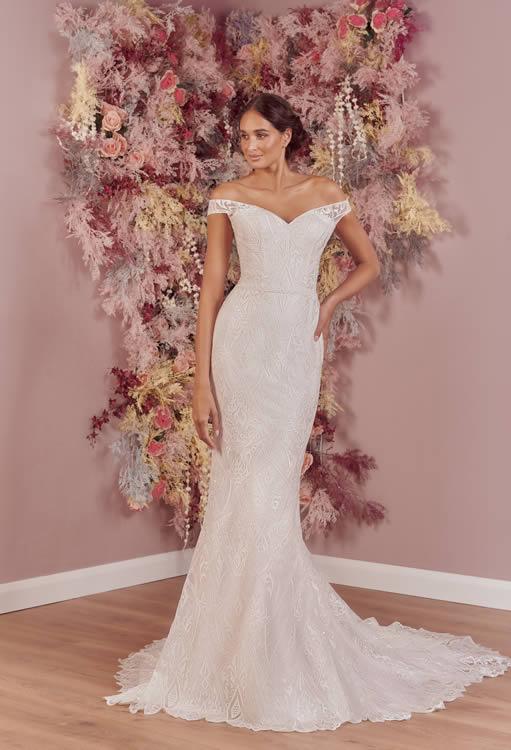 Phoenix Gowns PH0083 Front