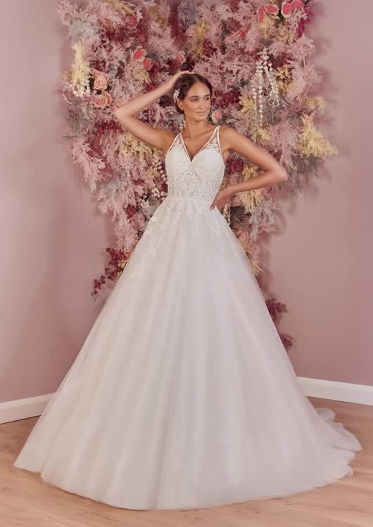 Phoenix Gowns PH0090 Front