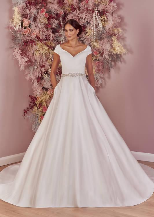 Phoenix Gowns PH0096 Front