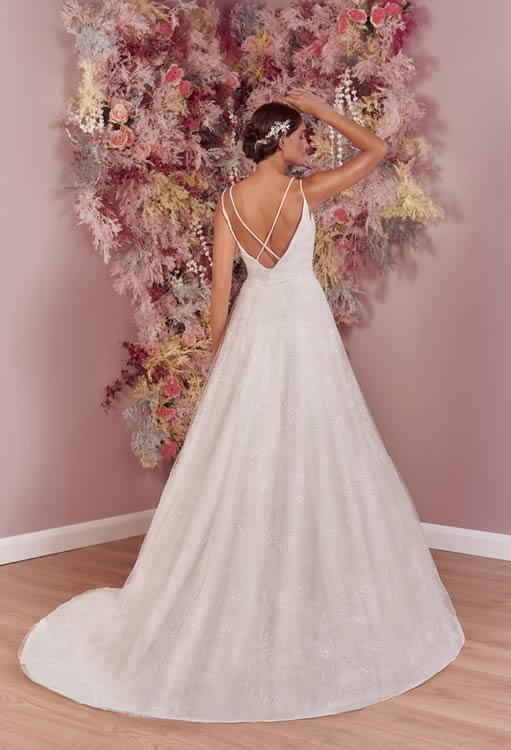 Phoenix Gowns PH0099 Back