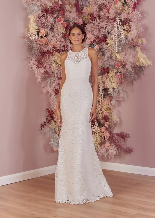 Phoenix Gowns PH20037 Front