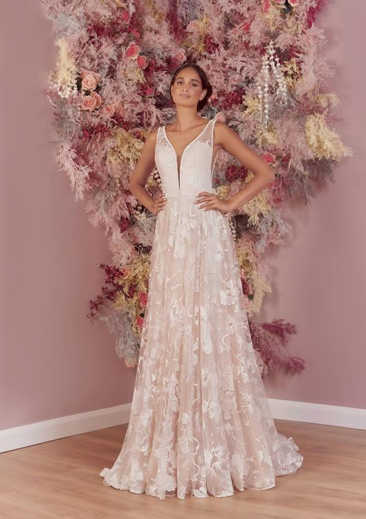 Phoenix Gowns PHWF07 Front